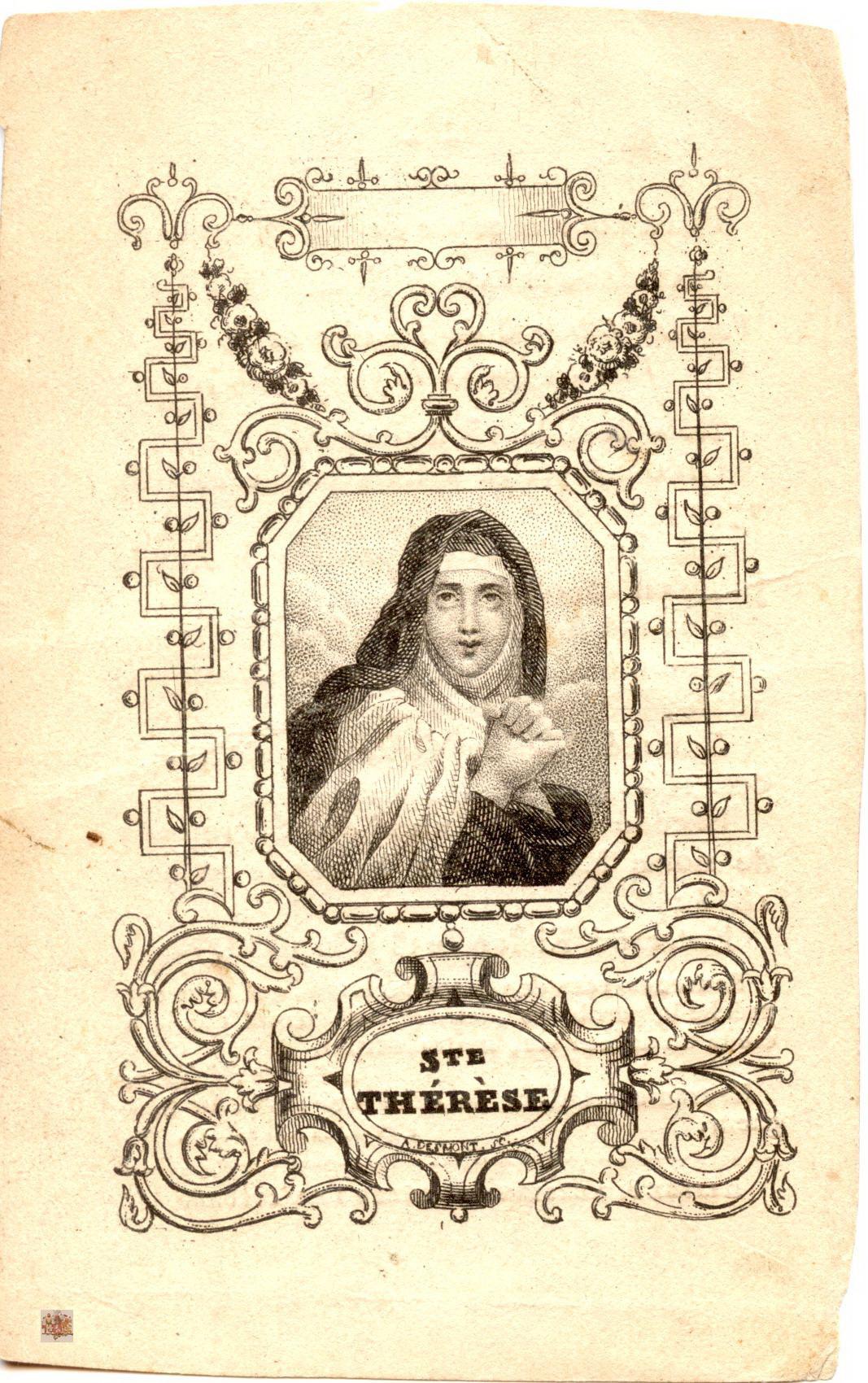 bidprentje Pedro Hendrik Antonij Bavo Sassen C.S.S.R. (afbeelding)