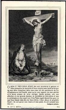 bidprentje Theodorina Maria Jozefina Sassen (afbeelding)