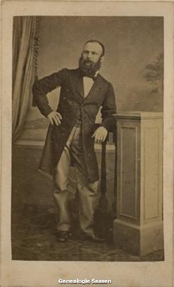 portretfoto Jan Hendrik Sassen
