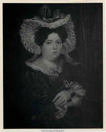 Portret Johanna Catharina Sobels