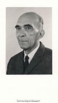 bidprentje Pierre Armand Sassen (foto)