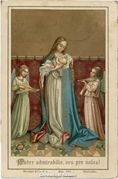 H. Priesterwijding Dr. Jan Hendrik Hubert Sassen O.P. (afbeelding)