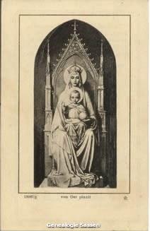 H. Priesterwijding Hendrikus Josephus Hubertus Willem Sassen O.P. (afbeelding)