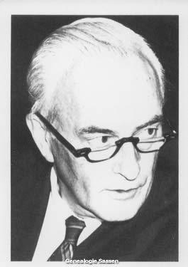 bidprentje Ir. Bernard Louis Alphonse Sassen (foto)