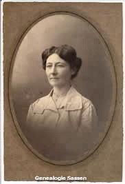 portretfoto Maria Zenobia Catharina Julia Augusta Vonk de Both