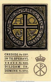 bidprentje Carolina Theodora Constantia Stams (afbeelding)