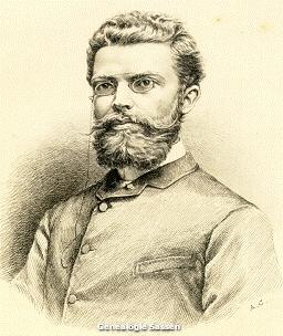 pentekening Bernard Adriaan Hugo Sassen