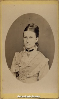 foto van Henriette Leonie Eugenie Sassen