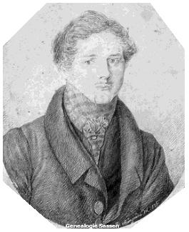 Godert Anne Gerard Graaf van der Duyn Crayon,  Jos. Stangrubel,  1825