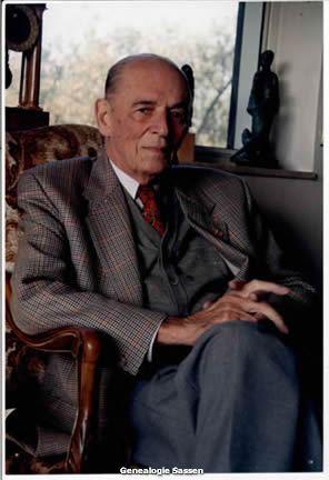 Foto Mr Ferdinand Karel Rudolf Clemens Sassen