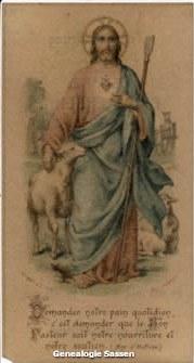 25-jarig priesterschap Johannes Baptista Paulinus Sassen (afbeelding)