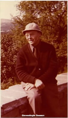 bidprentje Dr. Lodewijk Antonius Falke (foto)