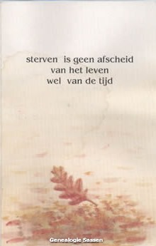 bidprentje Hendrik Theresia Theo Sassen (afbeelding)