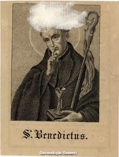 bidprentje Anna Mechtildis Jacoba Sassen (afbeelding)