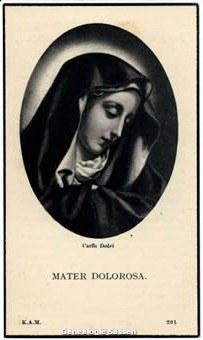 bidprentje Adrianus Aloysius Franciscus Maria Willems (afbeelding)