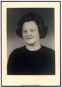 bidprentje Cornelia Theresia Johanna Sassen Clingh (foto)