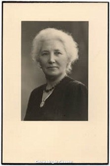 bidprentje Theresia Cornelia Sassen Clingh (foto)